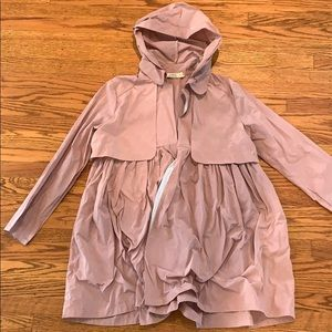 Anthropologie Madame ShouShou Lightweight Coat S